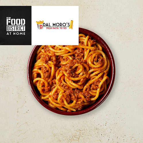 BOLOGNESE DIY PASTA MEAL KIT BY DAL MORO'S