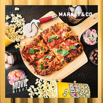 DINNER & A MOVIE NIGHT BOX BY MARKET & CO.