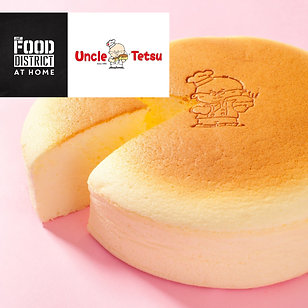 JAPANESE CHEESECAKE BY UNCLE TETSU CHEESECAKE