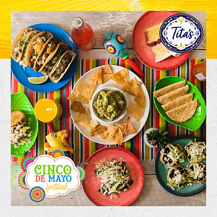 CINCO DE MAYO FESTIVAL BOX BY TITAS