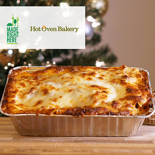 MEAT LASAGNA BY HOT OVEN BAKERY