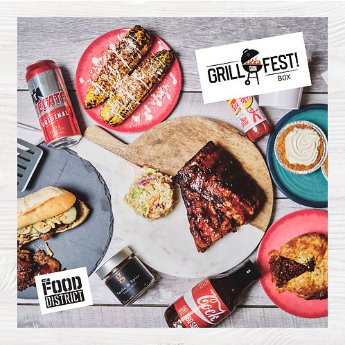 GRILL FEST BOX BY THE FOOD DISTRICT