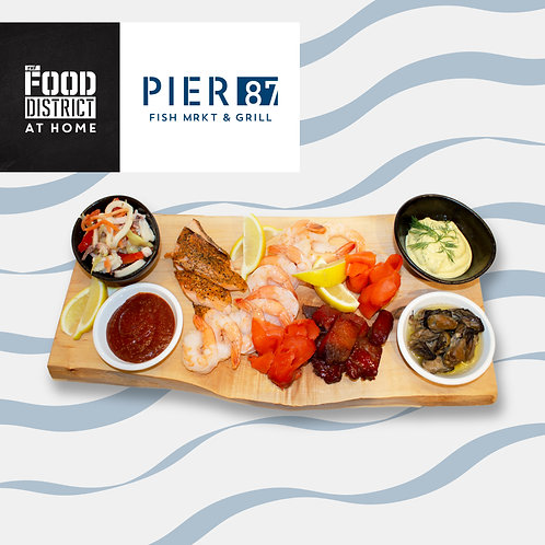 COLD SEAFOOD PLATTER BY PIER 87