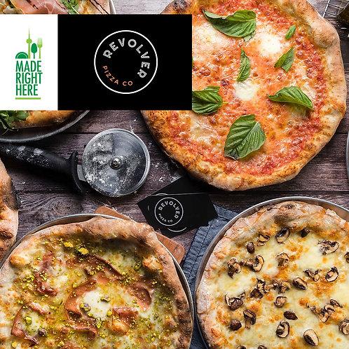 DIY PIZZA KIT BY REVOLVER PIZZA CO