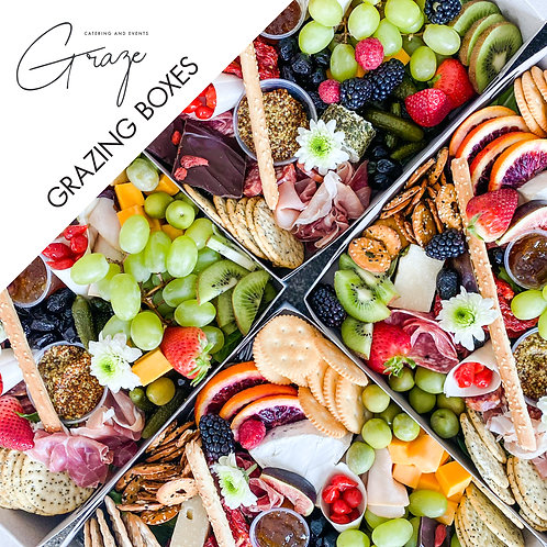 GRAZING BOXES BY GRAZE