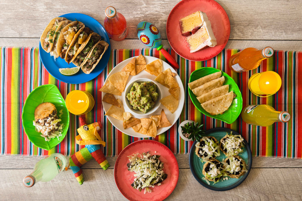 CINCO DE MAYO FESTIVAL BOX BY TITA'S MEXICAN FOOD