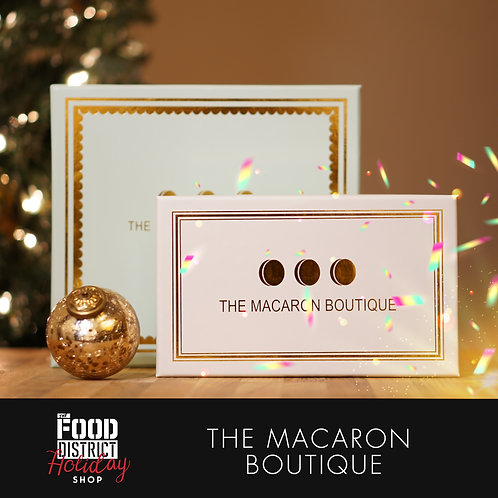 MACARON GIFT SETS BY THE MACARON BOUTIQUE