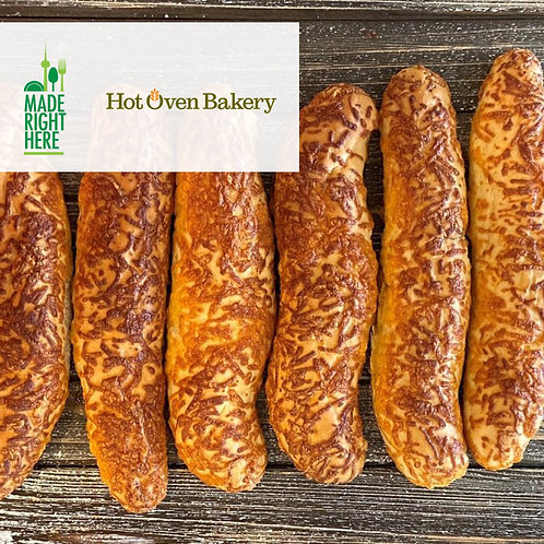 CHEESE STICKS BY HOT OVEN BAKERY