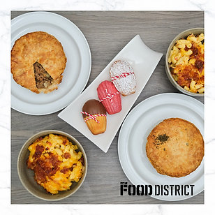 THE SAVORY SATISFIER BY THE FOOD DISTRICT