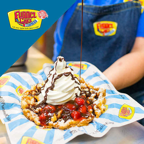 D.I.Y. FUNNEL CAKE KITS