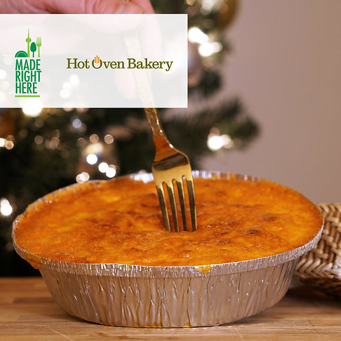 MAC & CHEESE BY HOT OVEN BAKERY