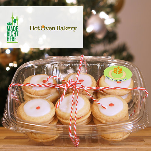 SMALL EMPIRE COOKIES BY HOT OVEN BAKERY