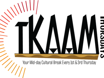 Introducing TKAAM THURSDAY!