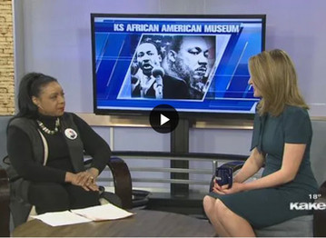 """OUR HERITAGE, OUR HOPE"" AN MLK DAY 2020 CELEBRATION WITH THE KANSAS AFRICAN AMERICAN MUSEUM"