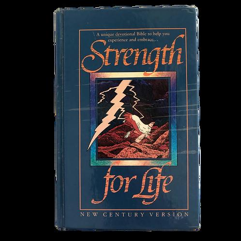 Strength for Life Devotional