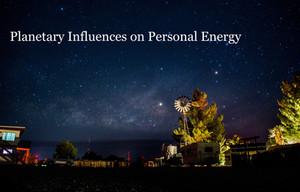 Planetary Influences on Personal Energy: Part III - Mercury