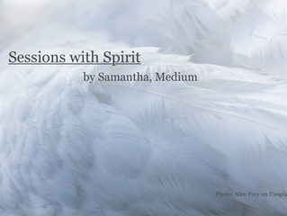 Sessions with Spirit: A Journey Through Past Lives