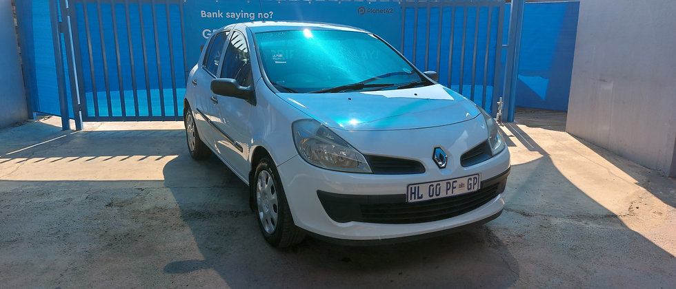 2007 Renault Clio III 1.4 Expression 5DR