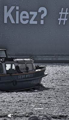 Elbe River / Hamburg