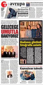 Türkiye Avrupa Newspaper 22.01.2019/ Hamburg