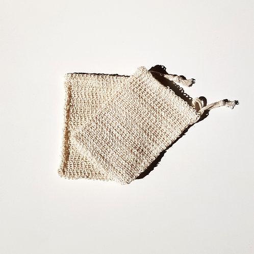 Exfoliating Soap Bag