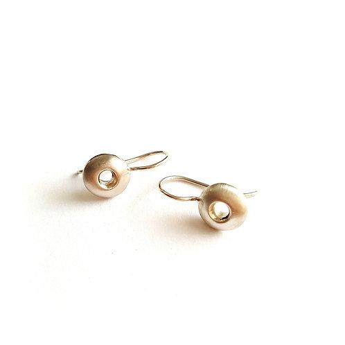 Plain Donuts earrings