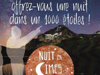 Cet été, offrez-vous une nuit dans un 1000 étoiles !