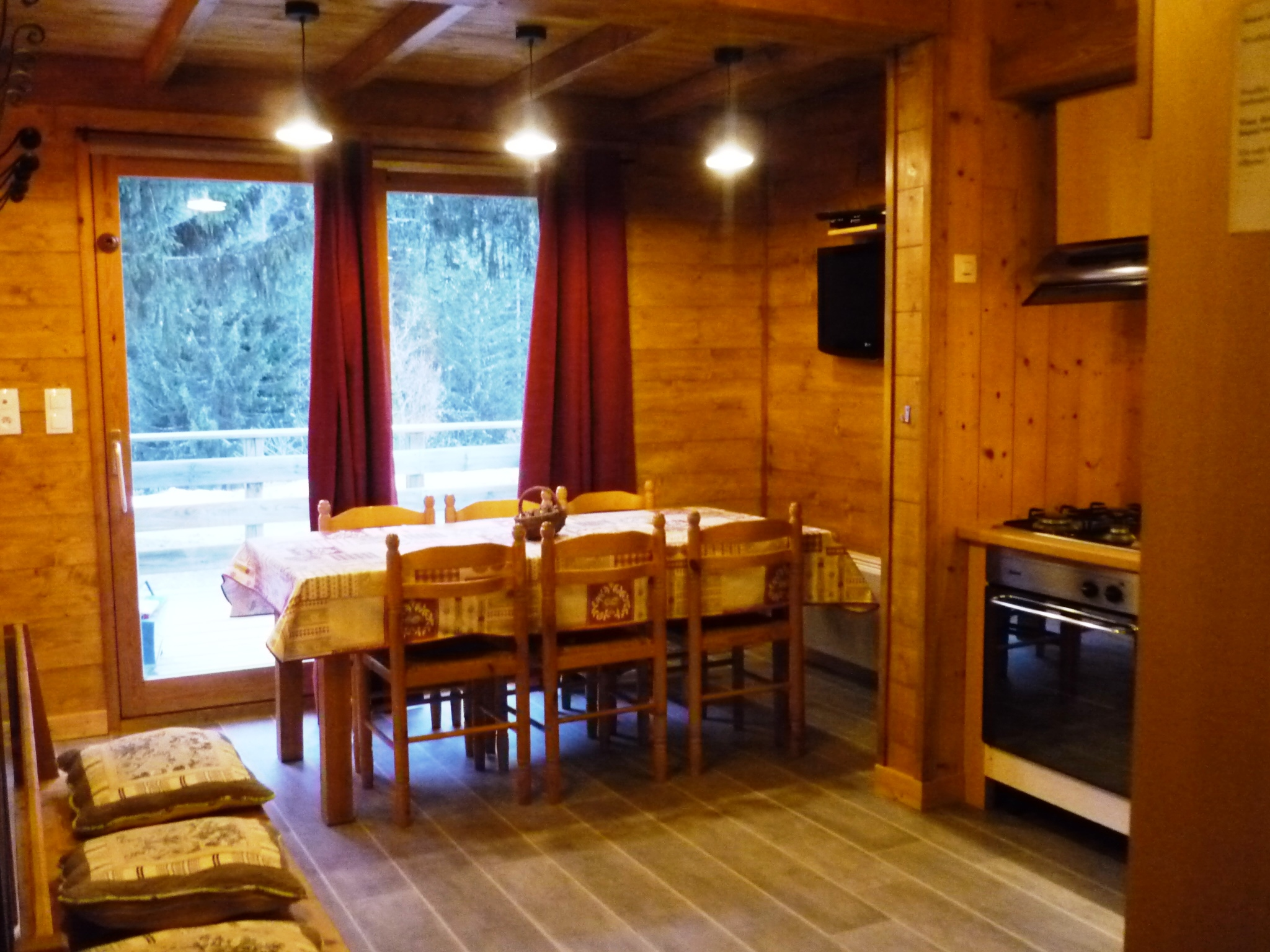 camping-chalet-Chamois-les Lanchettes_Peisey-Vallandry_int6