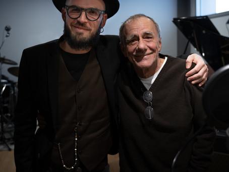 """PAOLO SIMONI  """"L'ANIMA VUOLE"""" con la partecipazione speciale di Roberto Vecchioni"""