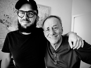 Paolo Simoni in tour con Roberto Vecchioni