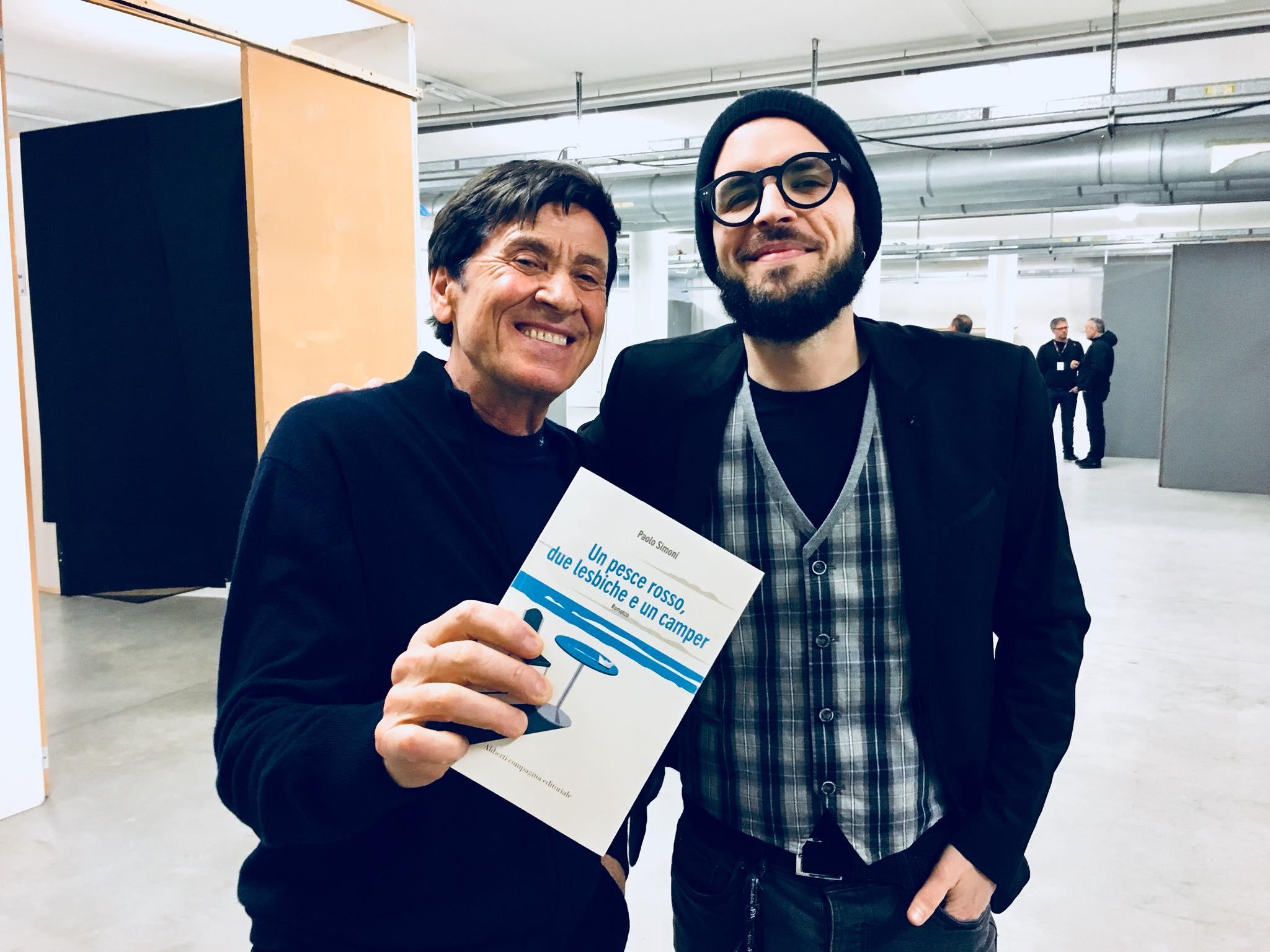 Paolo Simoni e Gianni Morandi