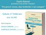 Simoni presenta il suo romanzo a Comacchio