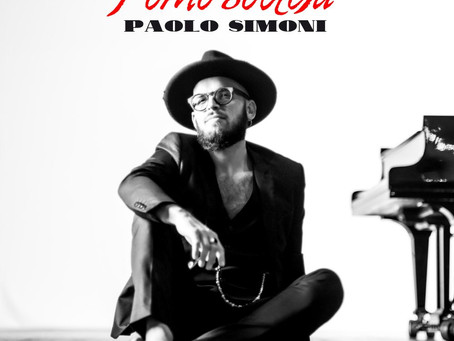 """PAOLO SIMONI DALL'8 GENNAIO IN RADIO IL SINGOLO""""PORNO SOCIETÀ"""" IL 5 FEBBRAIO ESCE L'ALBUM """"ANIMA"""""""