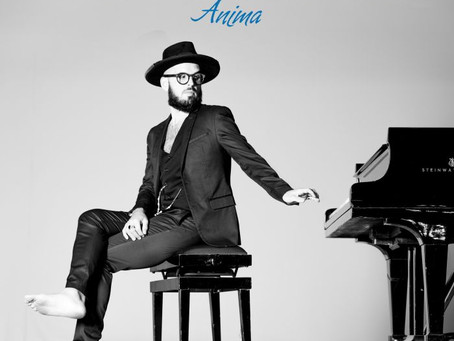 ANIMA il nuovo album d'inediti di Paolo Simoni