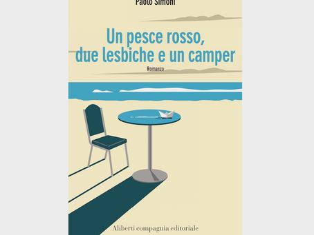 Il primo romanzo di Paolo Simoni in libreria