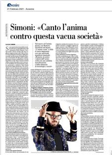 Avvenire. Articolo di Massimo Iondini.jp
