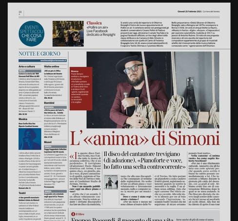 Il corriere del veneto Paolo Simoni.anim
