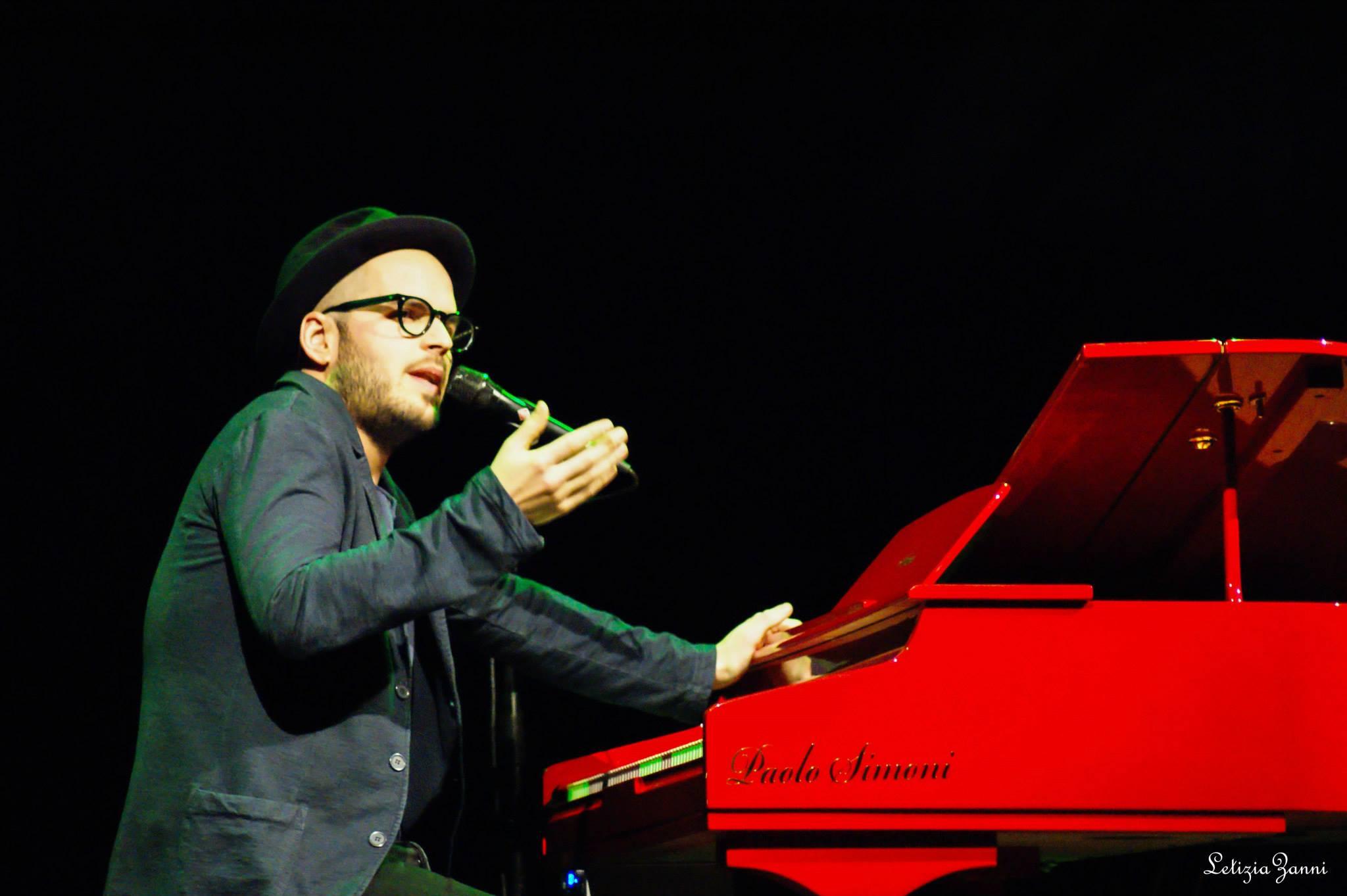 Paolo Simoni in concerto