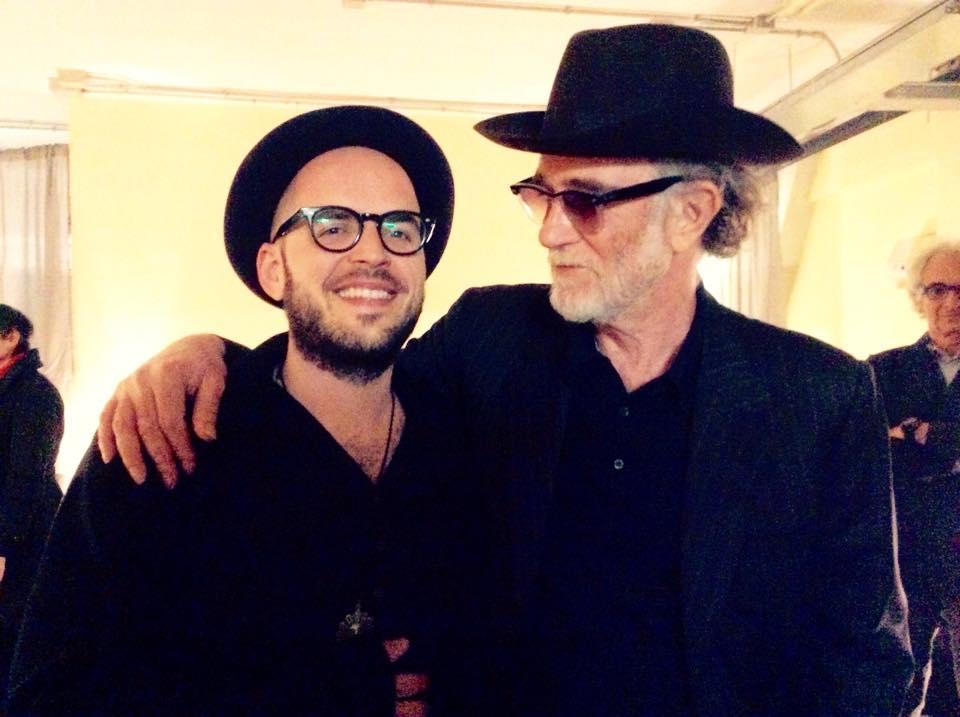 Paolo Simoni e Francesco De Gregori