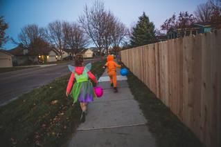 Parents' Page - Hallowe'en Safety
