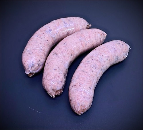 5 Black Pudding and Thyme Sausages