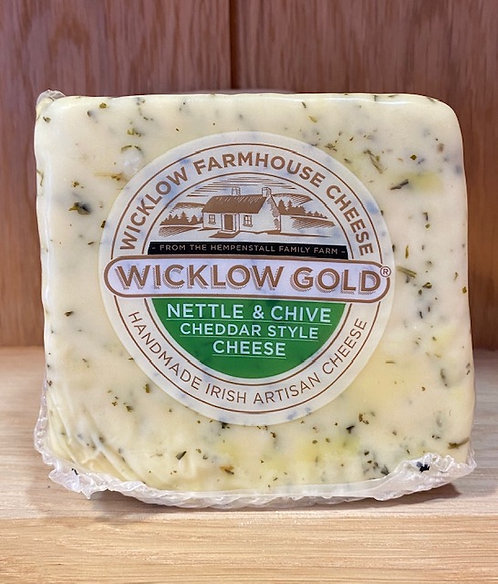 Wicklow Gold Nettle & Chive Cheddar
