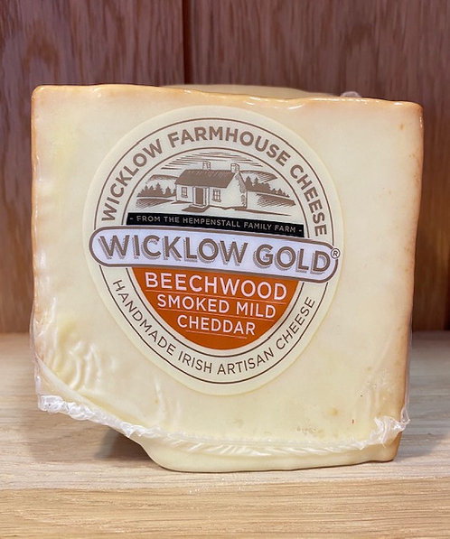 Wicklow Gold Smoked Cheddar