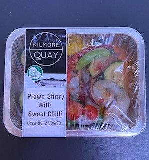 Sweet Chilli Prawn Stir Fry