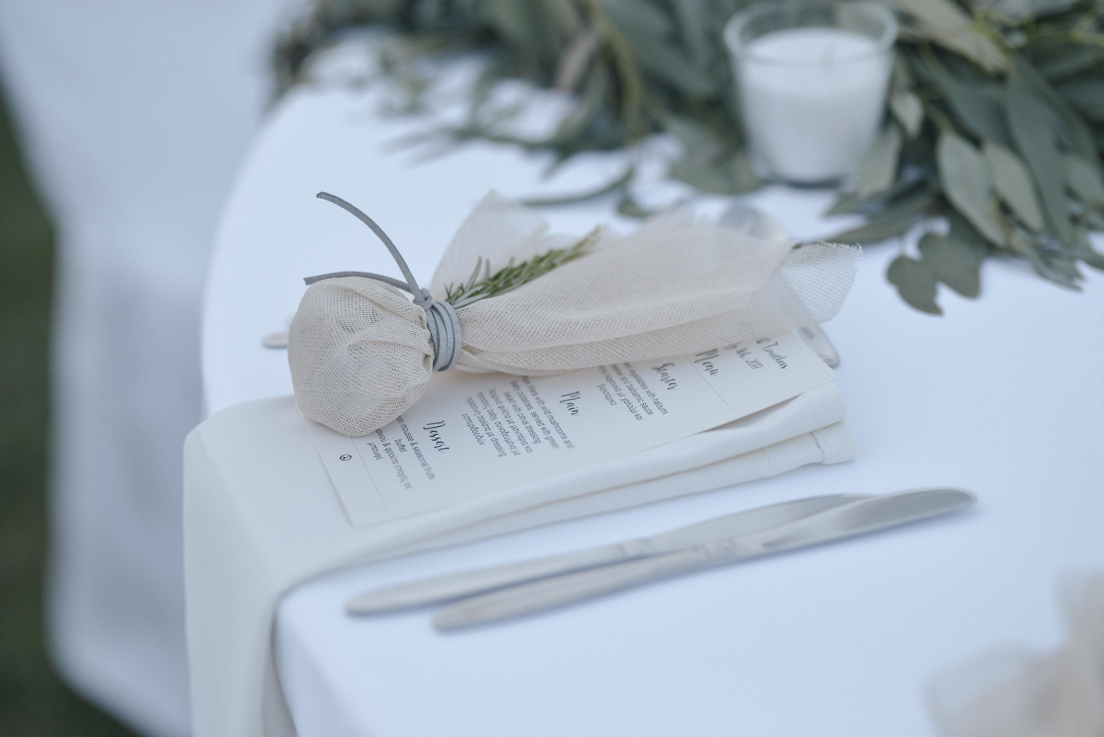 organic wedding