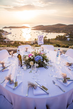 Island Wedding in Kea