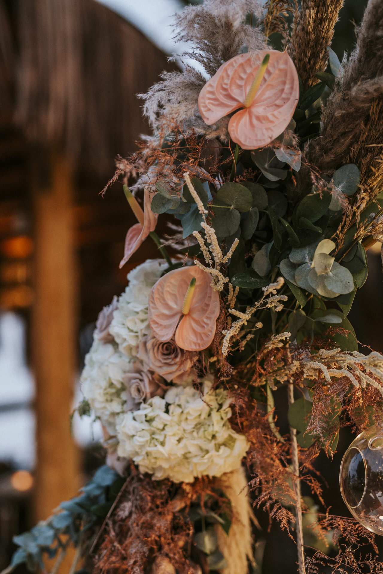 Boho Beach Wedding