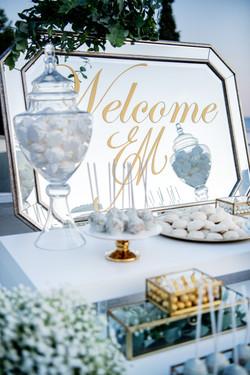 White Elegant Wedding