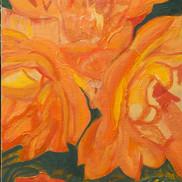 Orange Rose #2