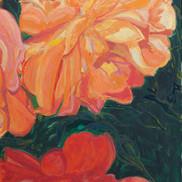 Orange Rose #1